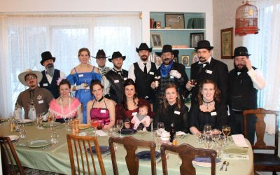 Theme Nights, Murder Mystery Parties at Agar's Corner Saskatoon